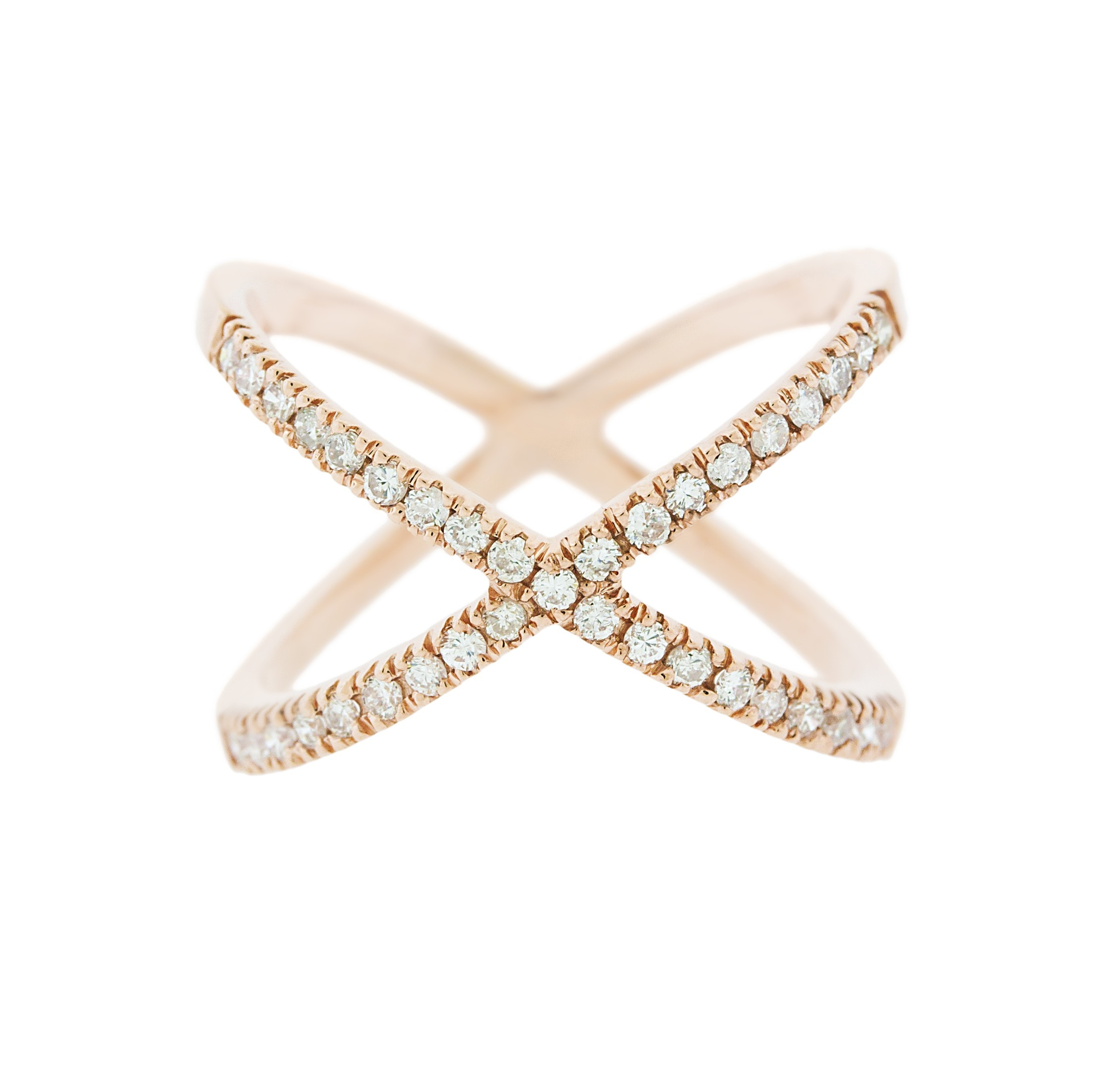 IMPULSE Diamond X ring 140423-009